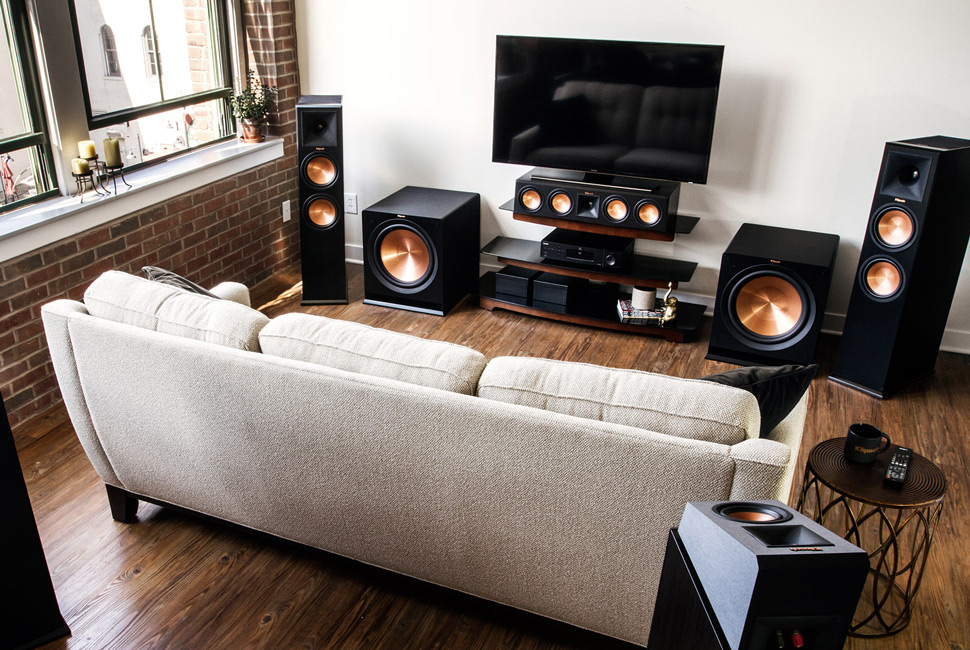 How to Select the proper Speakers For the Home Theater
